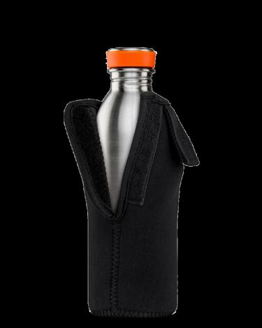 Schutzhülle für Edelstahl Trinkflasche von 24bottles 500ml