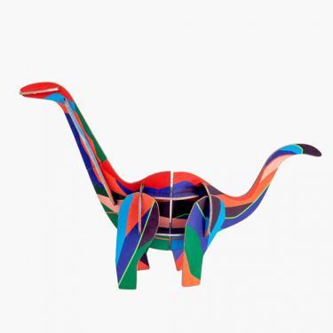 studio Roof 3D Puzzel Diplodocus Dino