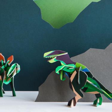 3D Puzzle T-Rex von Studio ROOF