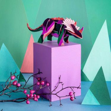 studio Roof Triceratops 3D Puzzel