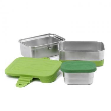Auslaufsichere Brotdose 3in1 Splash von Eco Lunchbox