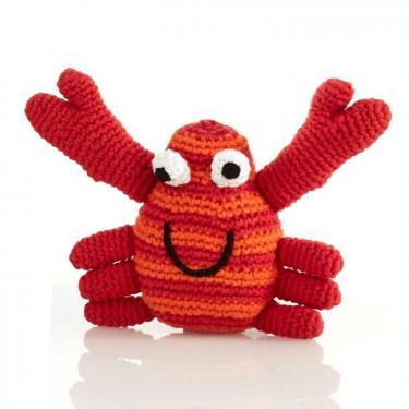 Babyrassel kleine Krabbe von Pebble