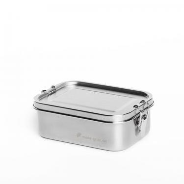 Brotdose aus Edelstahl - mini 800ml