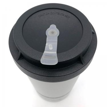 Mehrweg Kaffeebecher To Go - Coffee and Pinetrees - Heybico