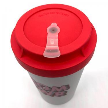 Mehrweg Kaffeebecher To Go - MOM PWR - Heybico