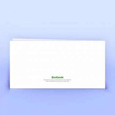 Weihnachtskarte Frohes Weihnachtsfest Karton - Eco-Cards