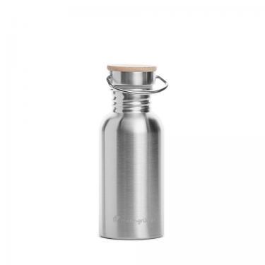 Trinkflasche Edelstahl 500ml