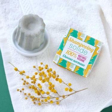 Haarseife von Lamazuna - das Shampoo am Stück