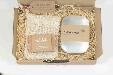 Geschenkset Valloloko Seife mini