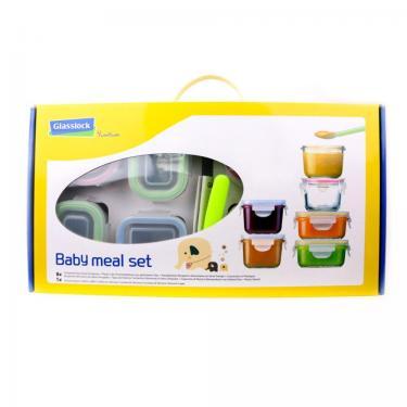 Glas Frischhaltedosen - Baby Meal Set - GlassLock
