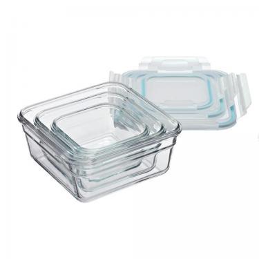 Glas Frischhaltedosen ofenfest