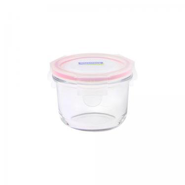 Frischhaltedose für Babybrei - 165ml rund - von Glasslock