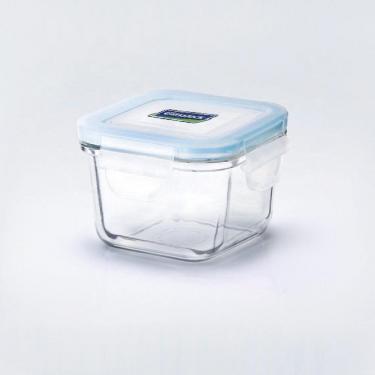 Frischhaltedose aus Glas - 210ml quadratisch - von Glasslock