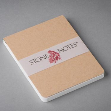 Notizblock StoneNotes 3er Set hochkant