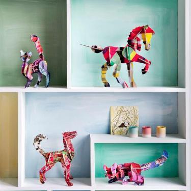 """Bastelspielzeug """"Pferd"""" von Studio ROOF"""