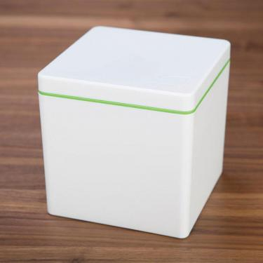Vorratsdose ohne Weichmacher von ajaa - quadratisch - 1,4L
