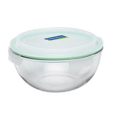 Glasschüssel mit Deckel - 4000ml - von GlassLock