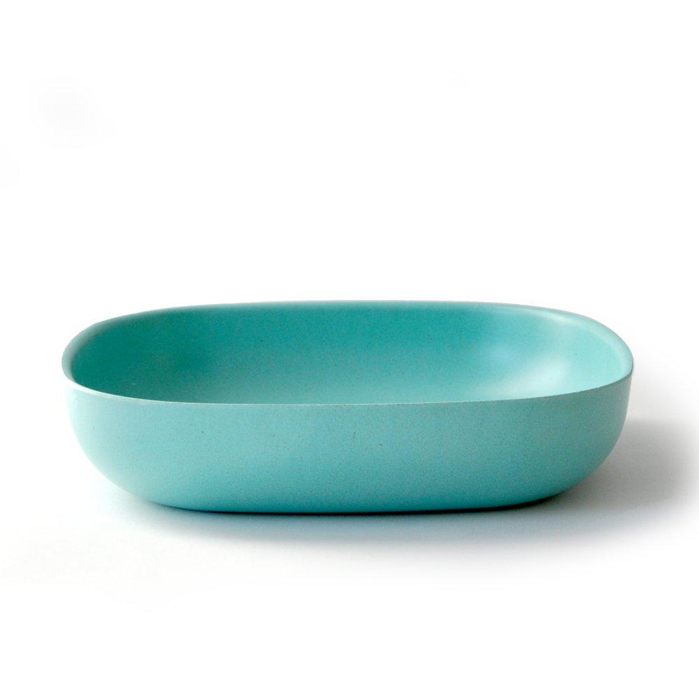 bambusgeschirr gusto by ekobo pasta teller und salatschale t rkis in geschirr im online shop. Black Bedroom Furniture Sets. Home Design Ideas