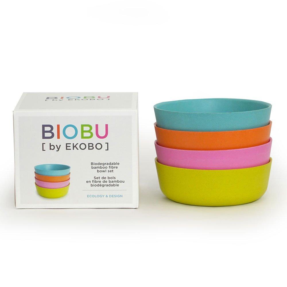 mehr gr n schalen set 1 aus der kindergeschirr serie von biobu by ekobo. Black Bedroom Furniture Sets. Home Design Ideas