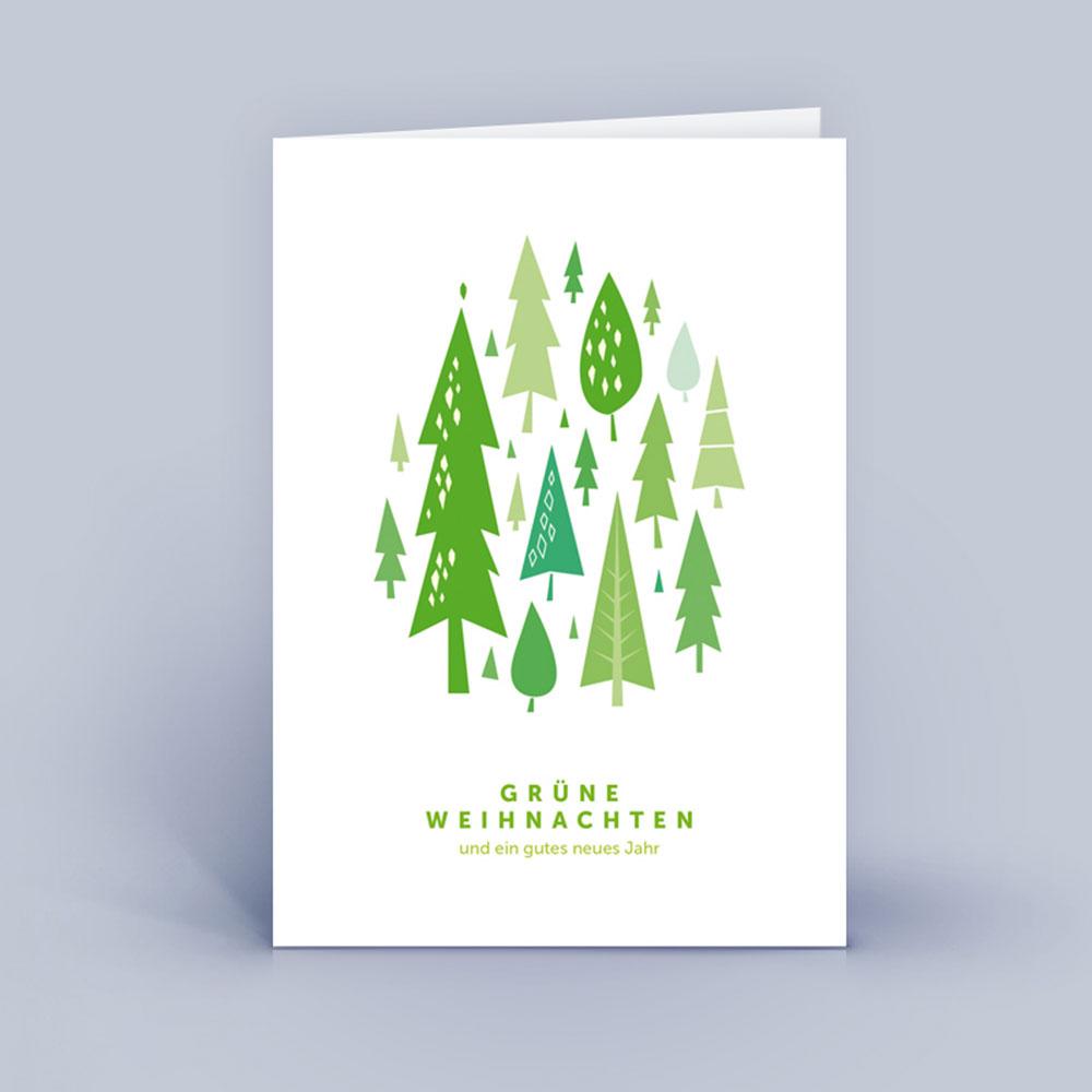 weihnachtskarte a6 unser topseller umweltfreundlich. Black Bedroom Furniture Sets. Home Design Ideas