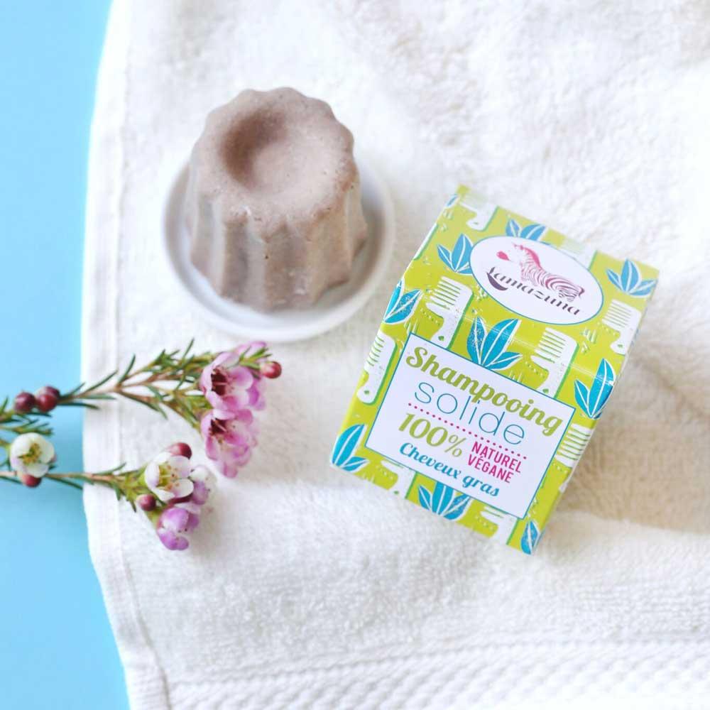 plastikfrei Verpackung bei Shampoo Seife